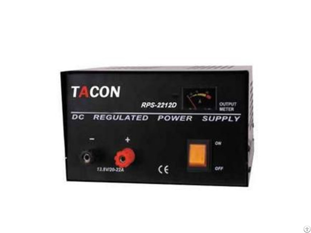 Rps -2212 20 22a 13 8v Dc Regulated Power Supply