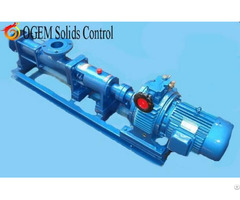 Drilling Fluid Screw Pump