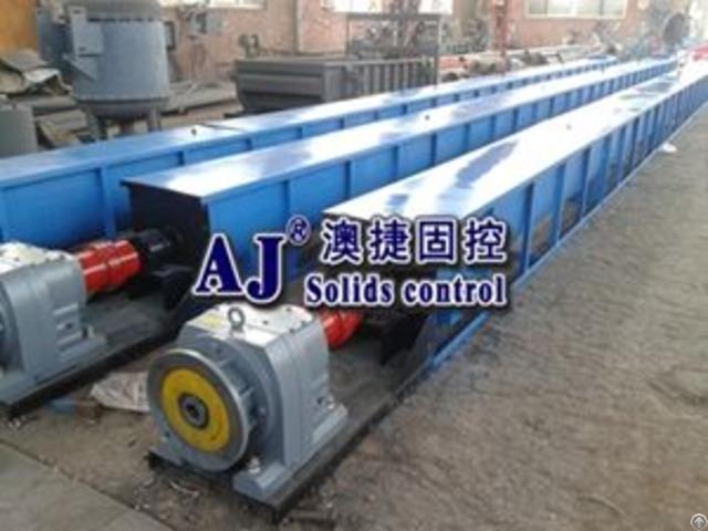 Drilling Fluid Screw Conveyor