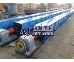 Drilling Fluid Screw Conveyor