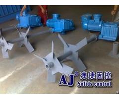 Jbq Series Mud Agitator