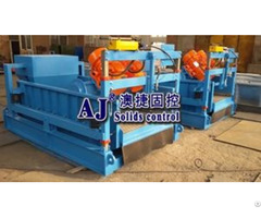 Ajs Series Drilling Mud Shale Shaker