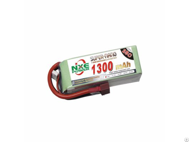 Nxe2200mah 25c 14 8v Softcase Rc Helicopter Battery