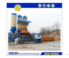 Multifunctional Concrete Mixing Plant With Guarantee Reliability And Maintainability