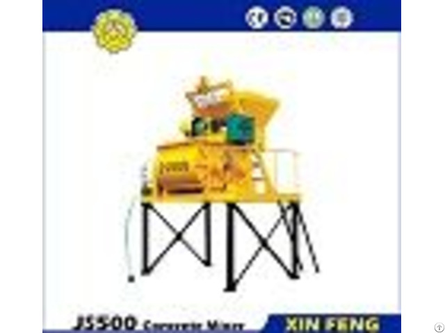 Hot Sale Concrete Mixer With High Effency And Quality