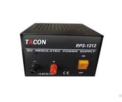 Rps 1212  13 8v Dc Regulated Power Supply