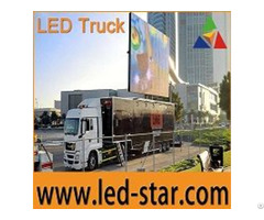 Led Truck Advertising Board