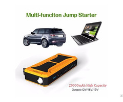 Aga Multi Function Mini Car Jump Starter