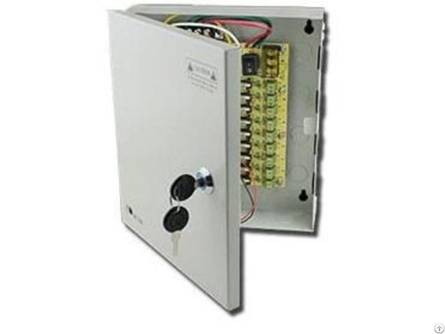 Sc S120 Power Supply Box For Cctv Camera Security Surveillance12v 10a Dc
