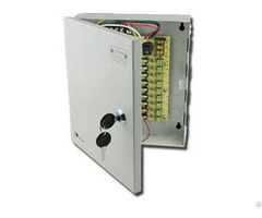 Sc S120 Power Supply Box For Cctv Camera Security Surveillance12v 10a Dc
