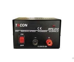 Hokog Rps 512 3 5a 13 8v Dc Regulated Power Supply