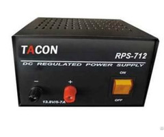 Rps -712 5 -7a13 8v Dc Regulated Power Supply