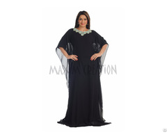 New Dubai 2016 Evening Wear Kaftan Dress For Women