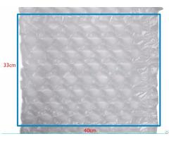 Hdpe Ldpe Air Cushion Wrapper Reel 400mmx330mm Film 300m 450m Length