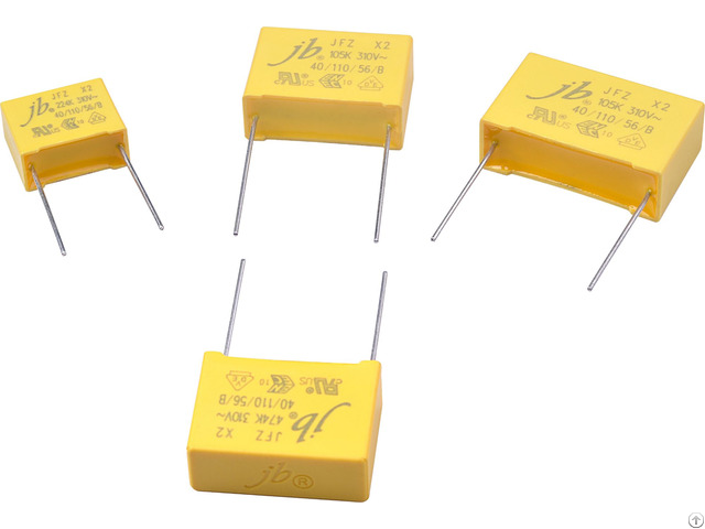 Jfz X2 Metallized Polypropylene Film Capacitor