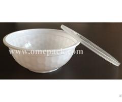 Plastic Noodle Bowls 1050 950 Ml