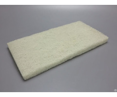 White Scrub Pad For Glass Cleaning Of Tint Tools
