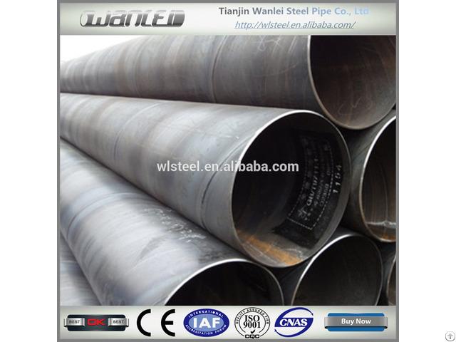 Erw S355jr Ms Mill Test Certificate Steel Pipe