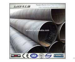 Erw S355jr Ms Mill Test Certificate Steel Pipe