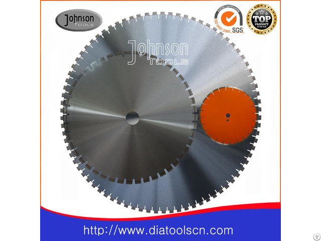Laser Welded Saw Blade For Stone