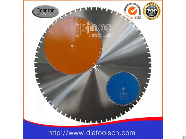 Laser Welded Saw Blade For Concrete