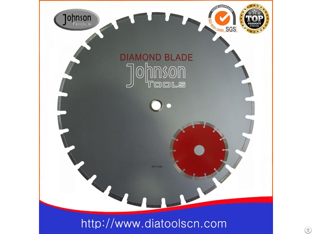 Laser Welded Saw Blade For Asphalt