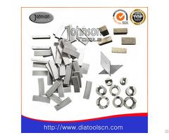 Diamond Segment For Stone Cutting