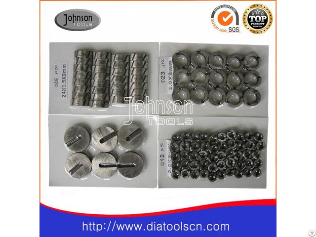 Diamond Segment For Core Bits