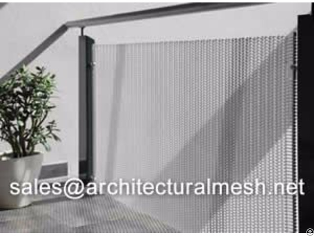 Decorative Wire Mesh For Railing