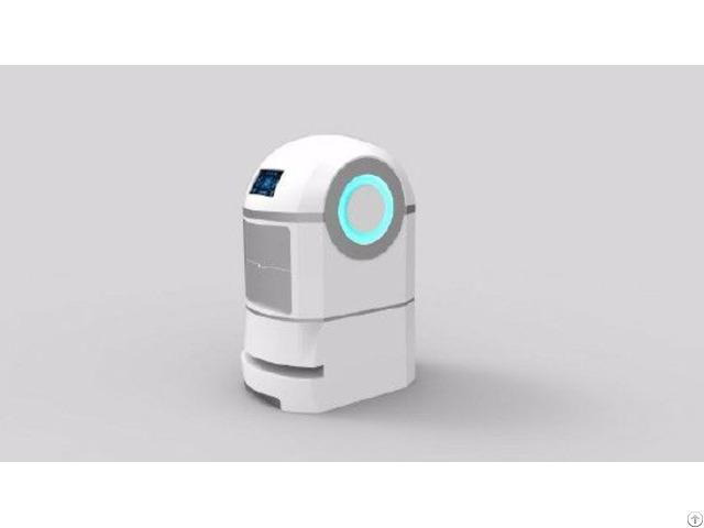 Laser Navigation Service Robot