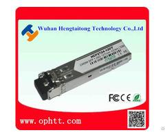 "Cwdm Sfp 1 25g 1270nm 120km ""fiber Optic"" Transceiver Module"