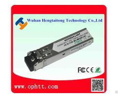 "Cwdm Sfp 1 25g 1490nm 40km ""fiber Optic"" Transceiver Module"