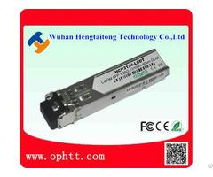 "Cwdm Sfp 1 25g 1310nm 80km ""fiber Optic"" Transceiver Module"