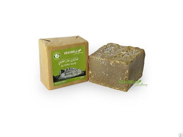 Aleppo Traditional Soap 50%
