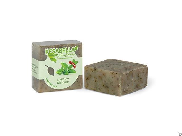 Mint Soap Handmade