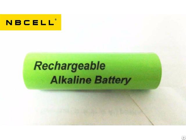 Rechargeable Alkaline Battery Aaa Lr03 1 5v