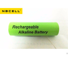 Rechargeable Alkaline Battery Aaa Lr03 1 5v