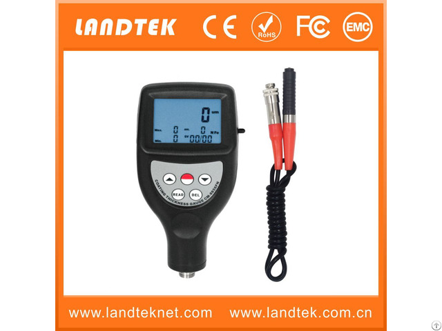 Landtek Statistical Type Coating Thickness Gauge Cm 8856