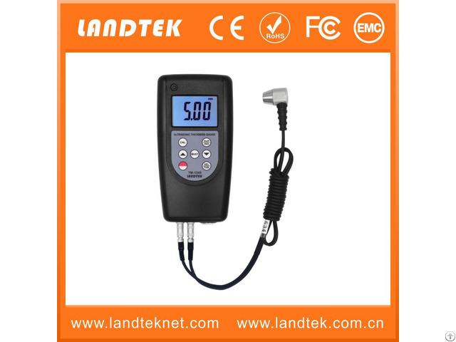 Landtek Ultrasonic Thickness Meter Tm 1240
