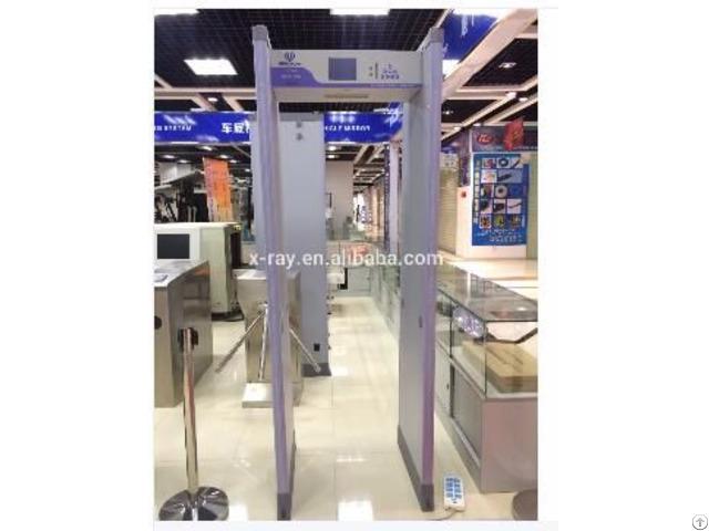 Security Check High Quality Equipment Walk Through Metal Detector