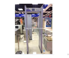 Security Check High Quality Equipment Walk Through Metal Detector