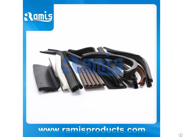 Rubber Strip Extrusion