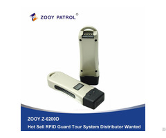 Zooy Looking For Distributor Of Lcd Screen Guard Patrol System Model Z 6200d