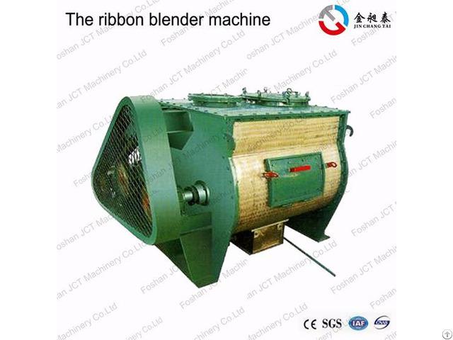 The Double Ribbon Blender