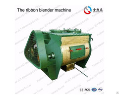 The Double Ribbon Blender