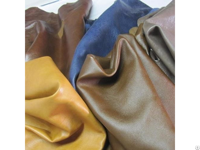 Semi Vegetable Tanned Leather Manufacturer And Expoter
