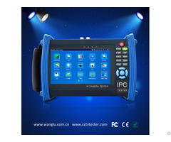 Hd Cvi Tvi Ahd Sdi Ip Camera Tester With 7 Inch Touch Screen