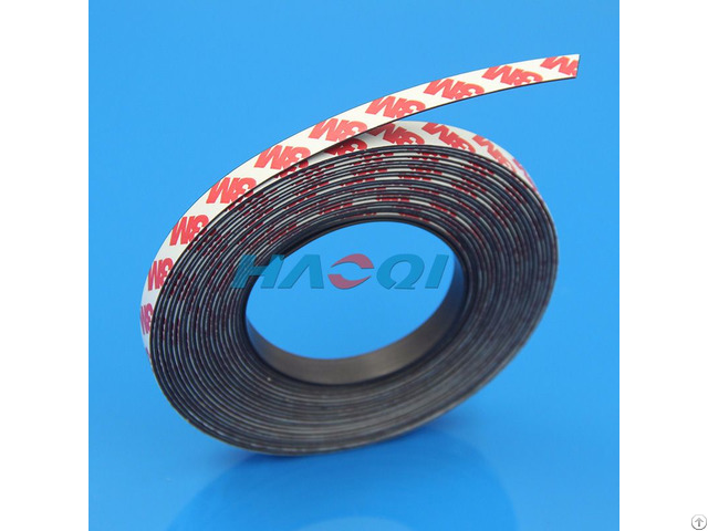 Flexible Rubber Adhesive Magnetic Sheet