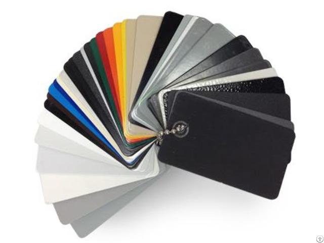 All Original Colours Selection Plastic Powder