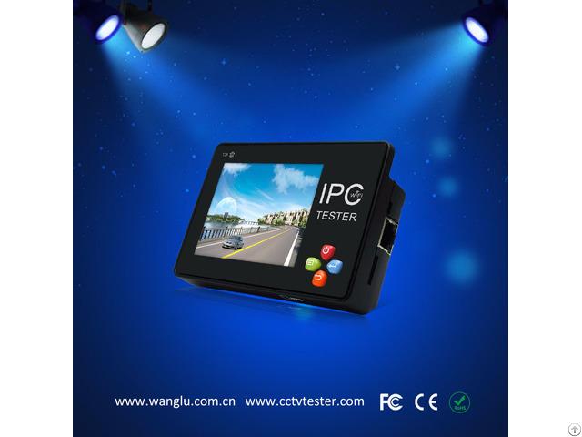 Small Size Wrist Ip Analog Camera Cctv Tester